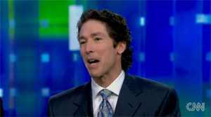"Joel Osteen on CNN's ""Piers Morgan Tonight"""